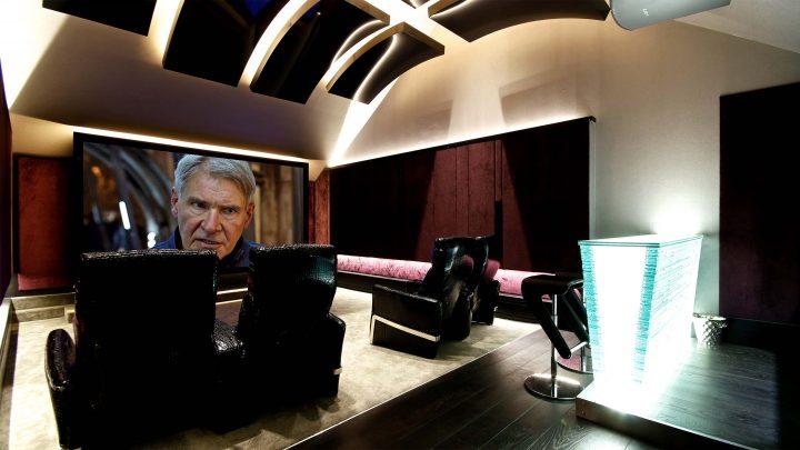 Firs Cinema Room